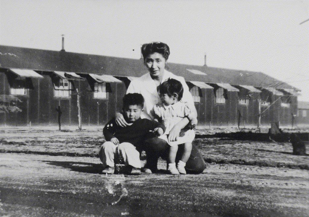 1945年的圖勒湖集中營。 圖/美聯社