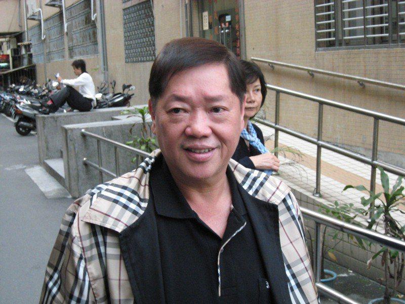 三立電視董事長林崑海是民進黨內重要派系湧言會的精神領袖。圖/聯合報系資料照片