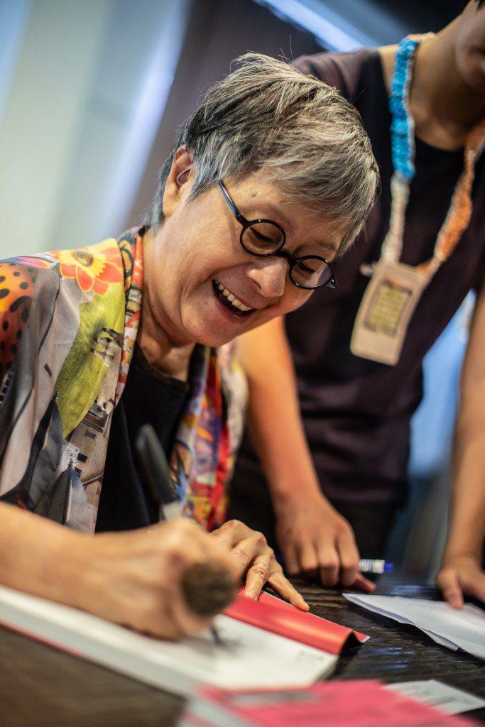 「竹圍工作室」創辦人蕭麗虹病逝新加坡享壽75歲。圖片取自竹圍工作室網站