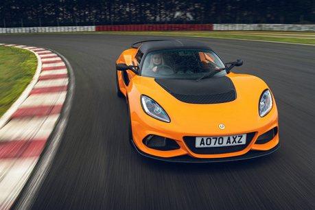 468萬元的經典之作!Lotus Exige Sport 390 Final Edition登台亮相