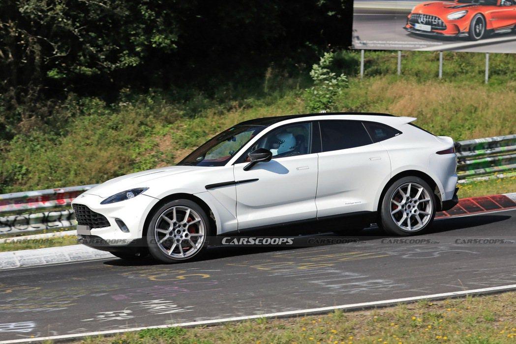全新Aston Martin DBX Hybrid將採用Mercedes-AMG...