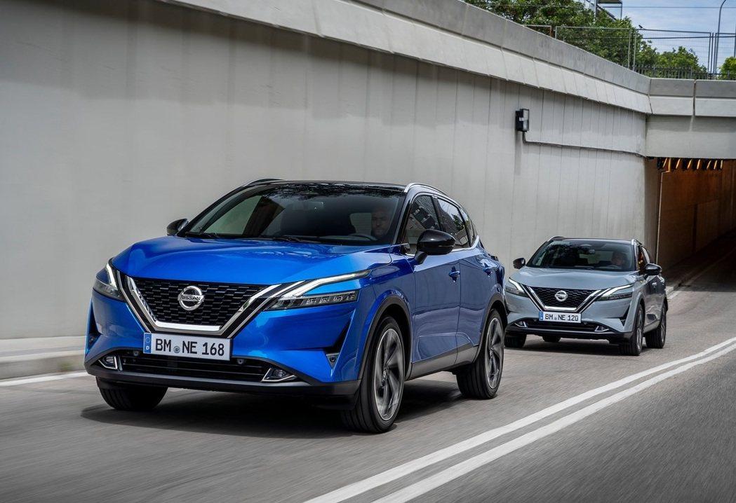Nissan將藉由Qashqai將e-POWER技術導入澳洲市場。 摘自Niss...