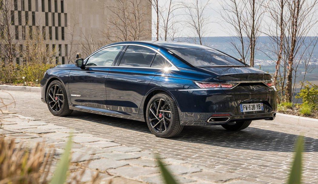 法系豪華品牌DS Automobiles宣布將在2024年進入品牌純電化。 摘自...