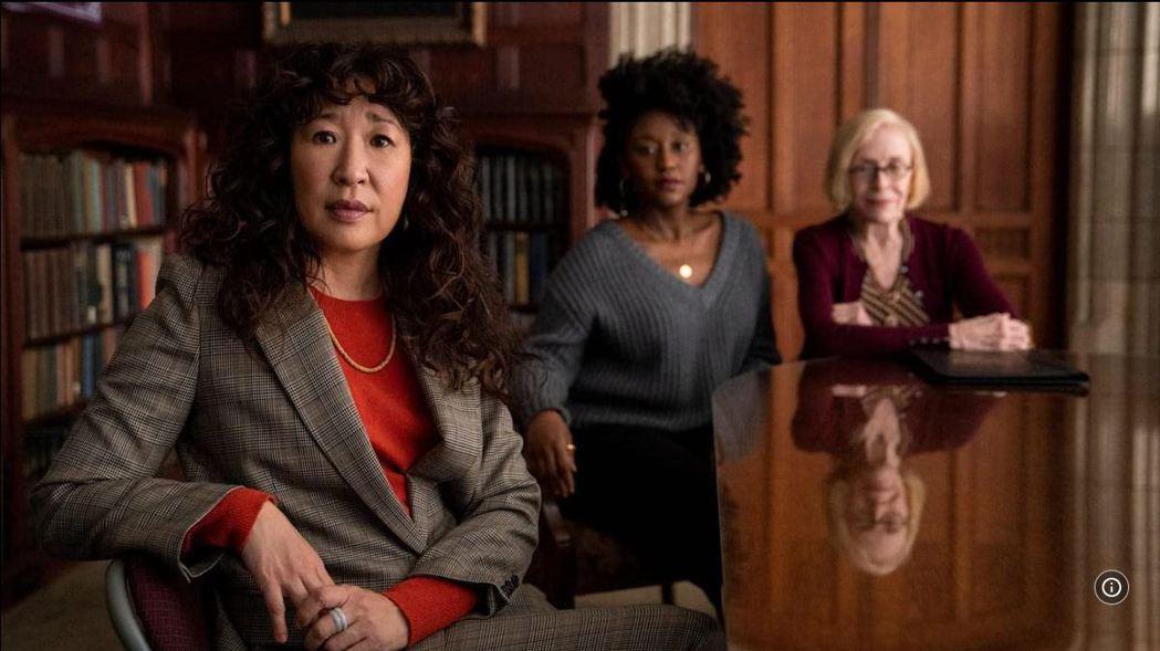 「叫她系主任」劇照。圖/擷自IMDb