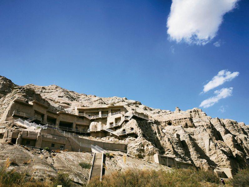 克孜爾石窟 © 圖蟲創意