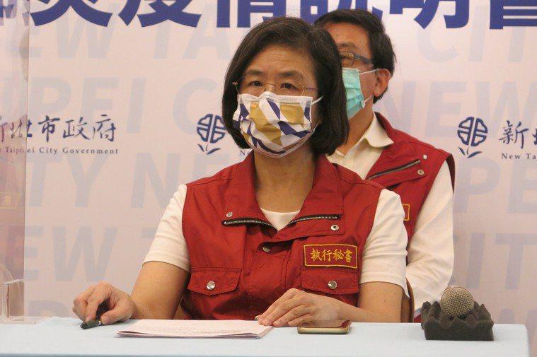 新北市衛生局長陳潤秋。 聯合報系資料照片/記者李成蔭攝影