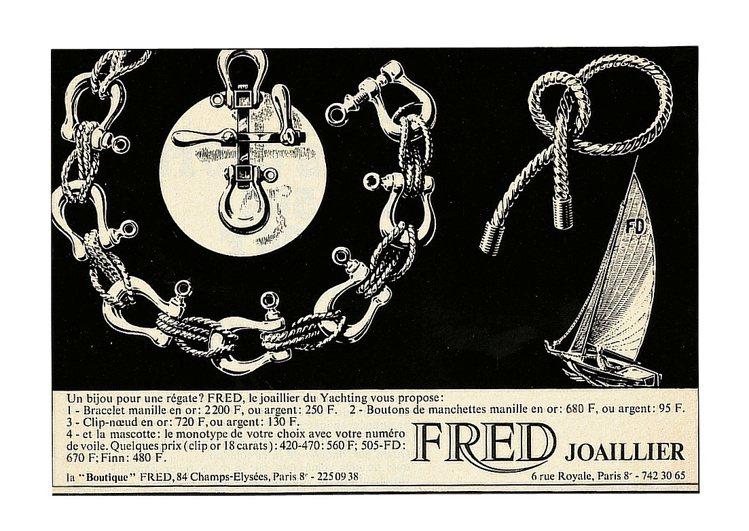 以航海繩結為靈感而誕生的珠寶,大膽創新。圖/斐登提供