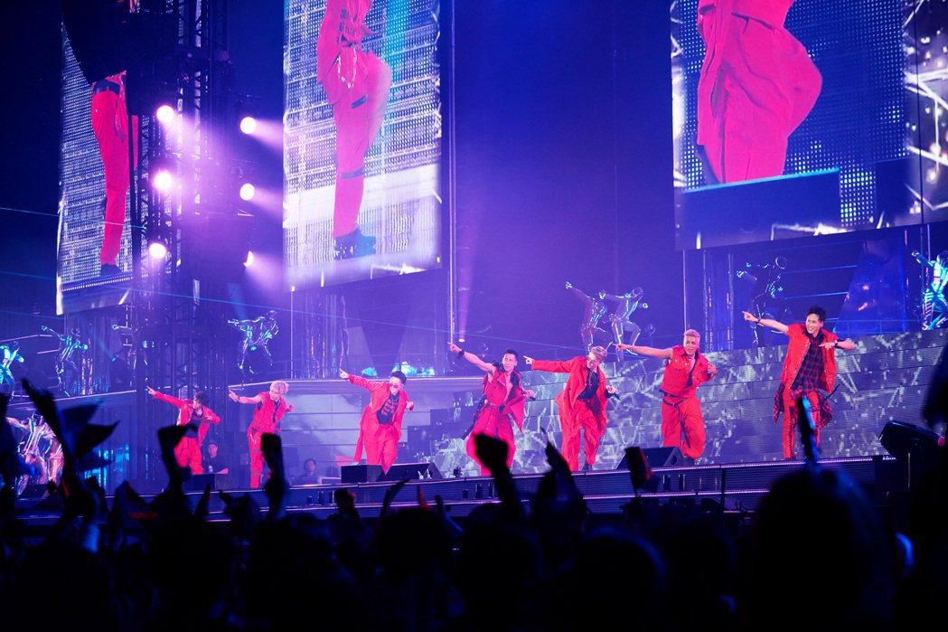 「三代目J Soul Brothers」成團至今成員感情不變。圖/LDH、MOM...