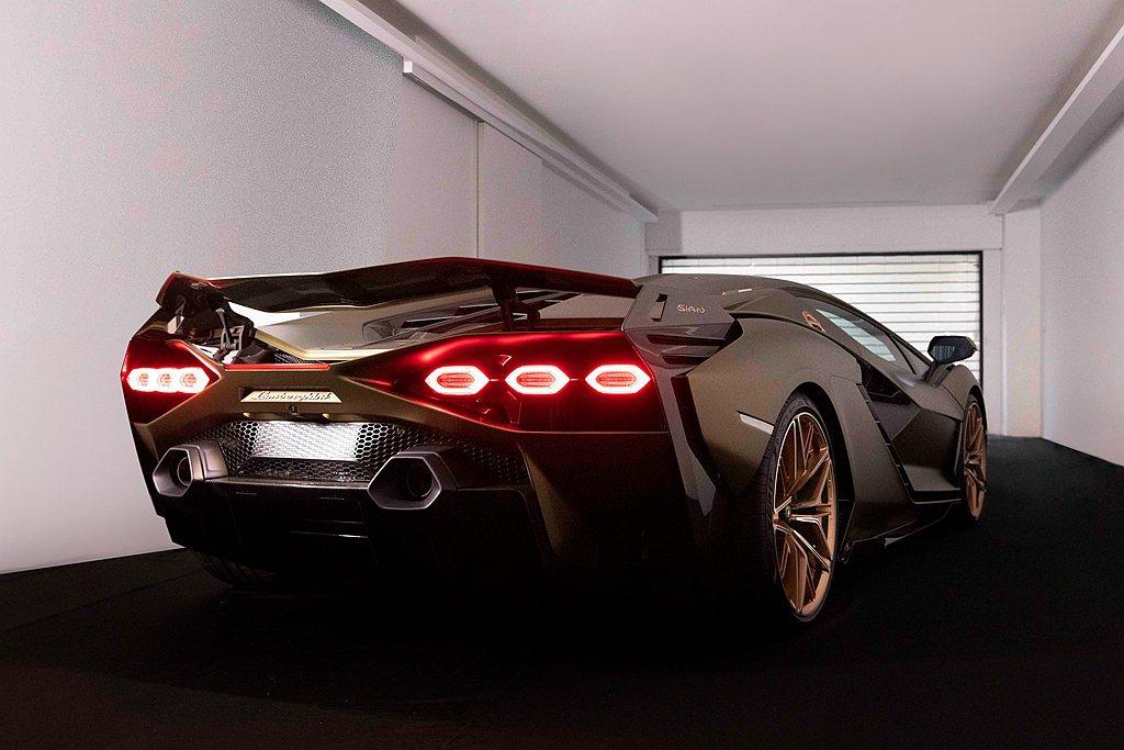 Automobili Lamborghini亞太區總監Francesco Sca...