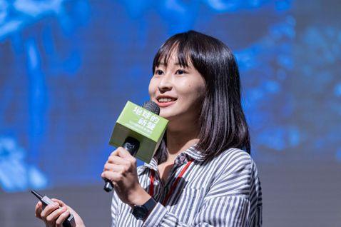 把環保理念從校園擴散到社會的黃筱涵,從小生長在花蓮,她說碧海藍天就是她的環境。 ...