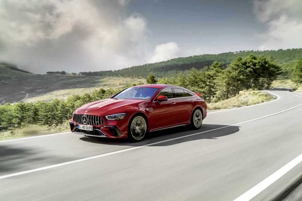 全新Mercedes-AMG GT 63 S E Performance。 摘自...