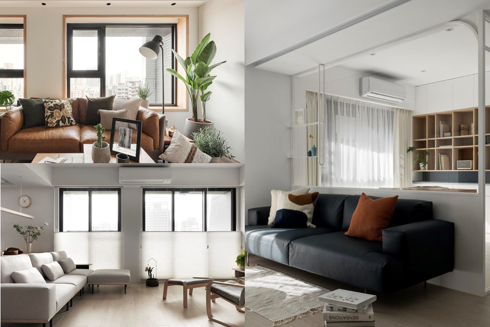 涼感設計5招,從通風設計、色系選擇,到材質選用和家電輔助,教你打造清爽居家生活,...