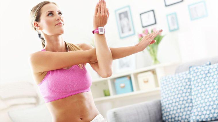 這套運動全是徒手訓練,用自己身體的重量來加強肌耐力及爆發力。圖/Canva