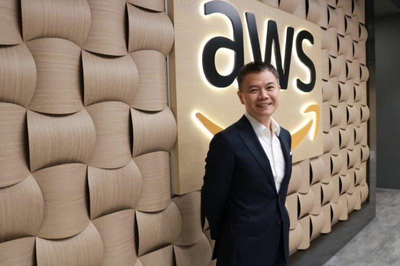 ▲AWS香港暨台灣總經理王定愷