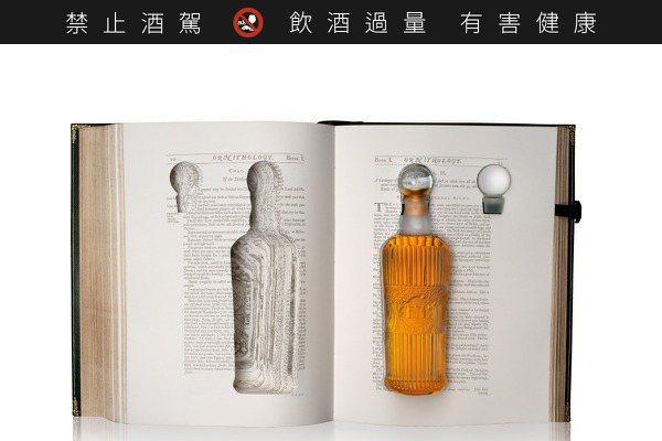 全球限量350瓶!麥卡倫傳奇之初首部曲一瓶235萬元