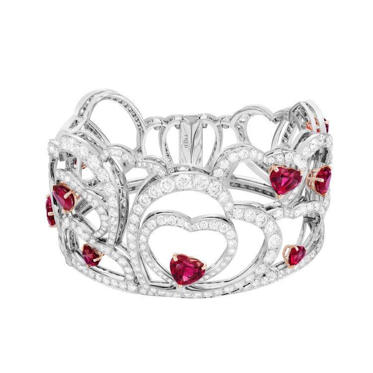 FRED Pretty Woman系列Glamorous手環,563萬6,700...
