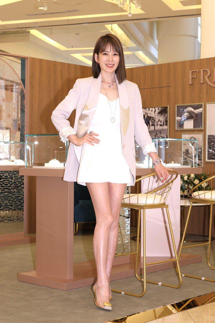 MELODY演繹Pretty Woman系列珠寶,也期許每個女人都是善待自己的P...