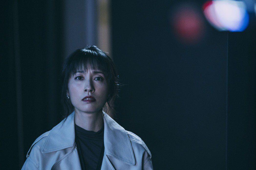 田中千繪隔十年再演出經紀人角色。圖/絡思本娛樂製作公司提供