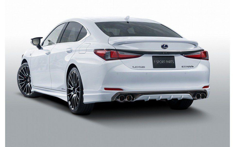 Toyota Racing Development(TRD)推出了2022年LE...