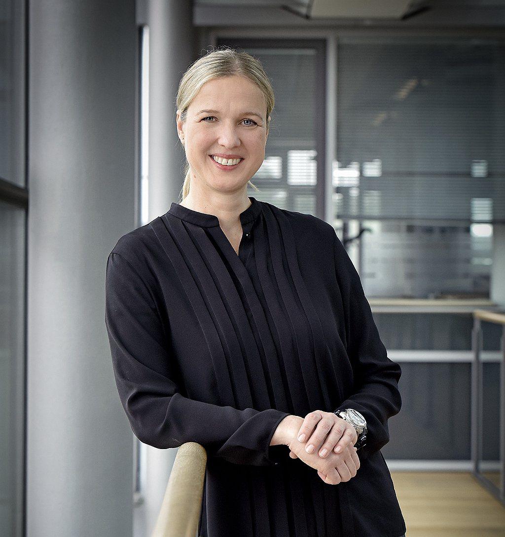 Audi首席策略長Silja Pieh與超過500位來自不同主要市場、層級部門的...