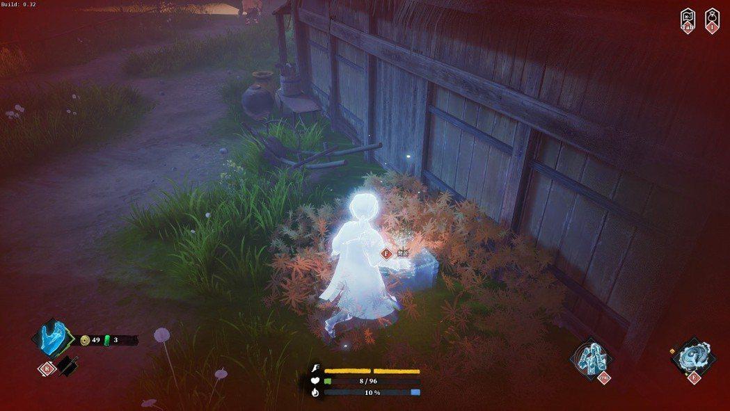 幽靈寶箱只能在幽靈狀態發現(會有音效提示),寶箱的物資很重要!