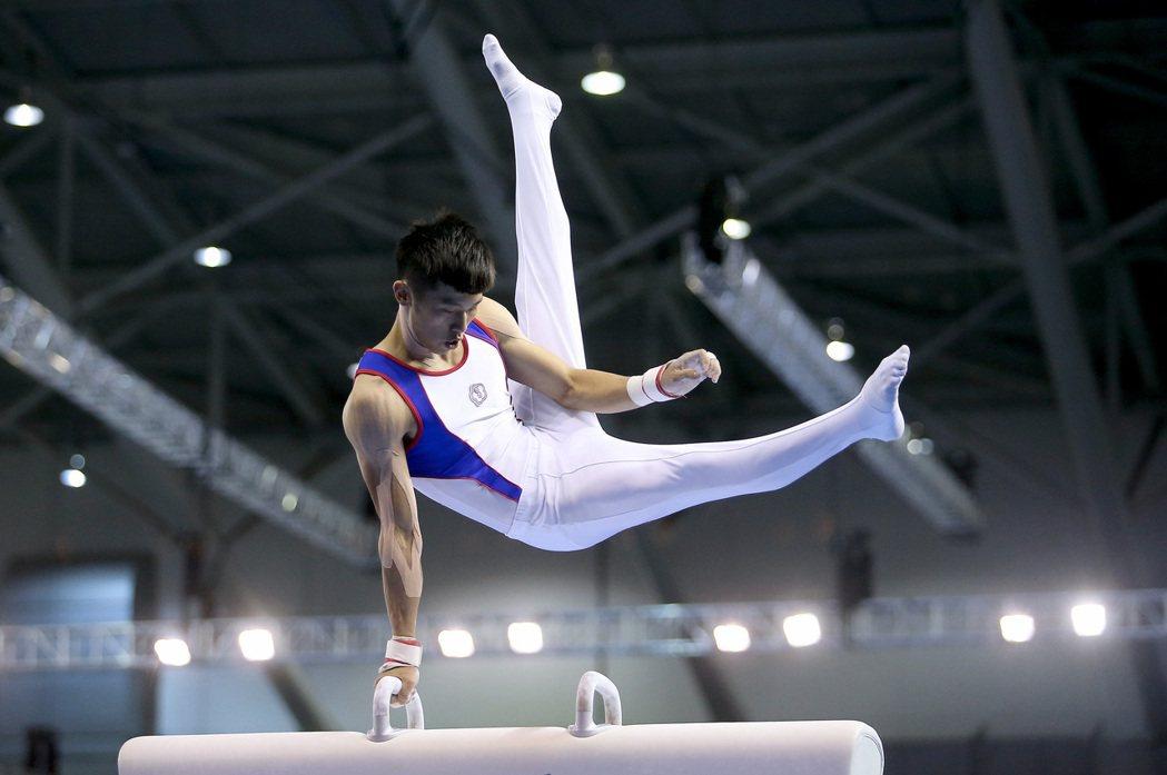 2017年世大運,李智凱調整好心態,展演出堪稱完美的湯瑪士迴旋,拿下首面國際賽事...