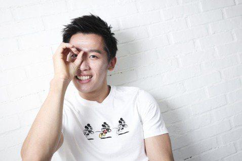 面對體操,李智凱期待自己能維持初心,也能繼續有所突破。記者王聰賢/攝影