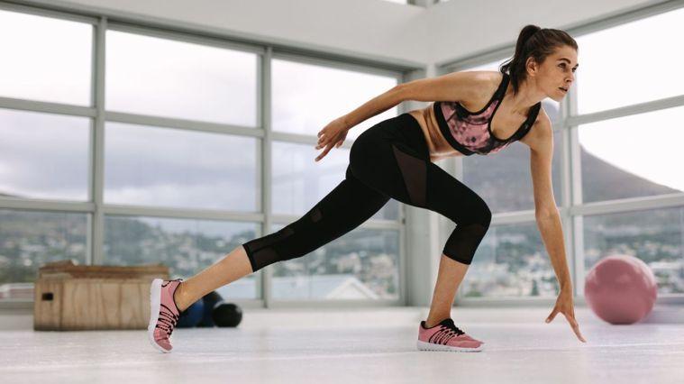 每天做滿4組TABATA健身操,絕對讓你高效燃脂。圖/Canva