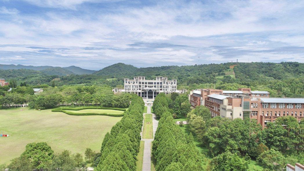 暨南大學產學合作表現亮眼,2022世界大學排名前500大。 暨大/提供。