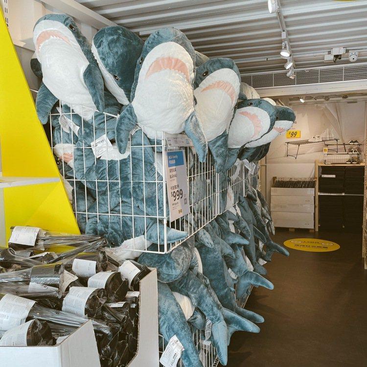 IKEA前進嘉義,開設Hej行動商店,內部全都曝光。記者劉小川/攝影
