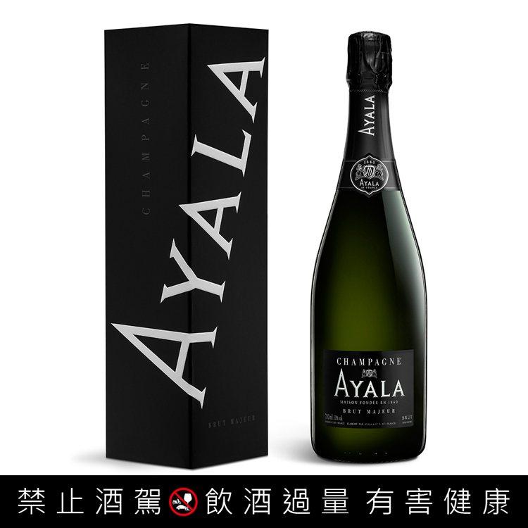 艾雅拉梅傑香檳禮盒,優惠價2,050元。圖/星坊酒業提供。提醒您:禁止酒駕 飲酒...