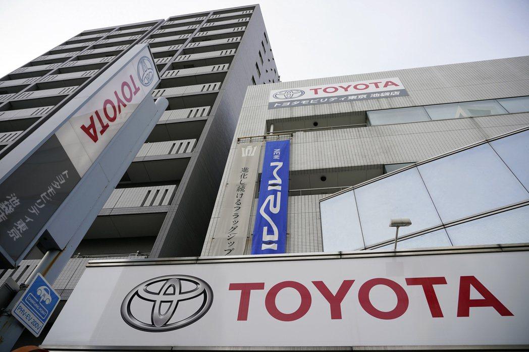 因零部件缺貨,豐田汽車日前宣布9月減產40%,震撼市場。歐新社