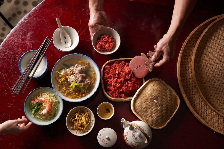 台北福華推出「登堂入食」住房專案。圖/台北福華提供