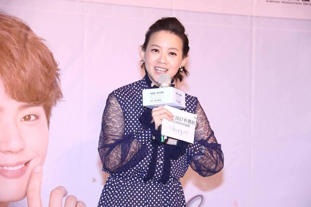 曾寶儀今年以網路節目「我們回家吧」入圍金鐘獎益智及實境節目主持人獎。圖/摘自臉書