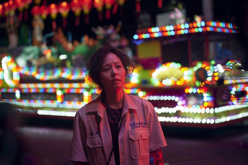 孫淑媚以「天橋上的魔術師」入圍金鐘獎女主角。圖/公視、myVideo提供
