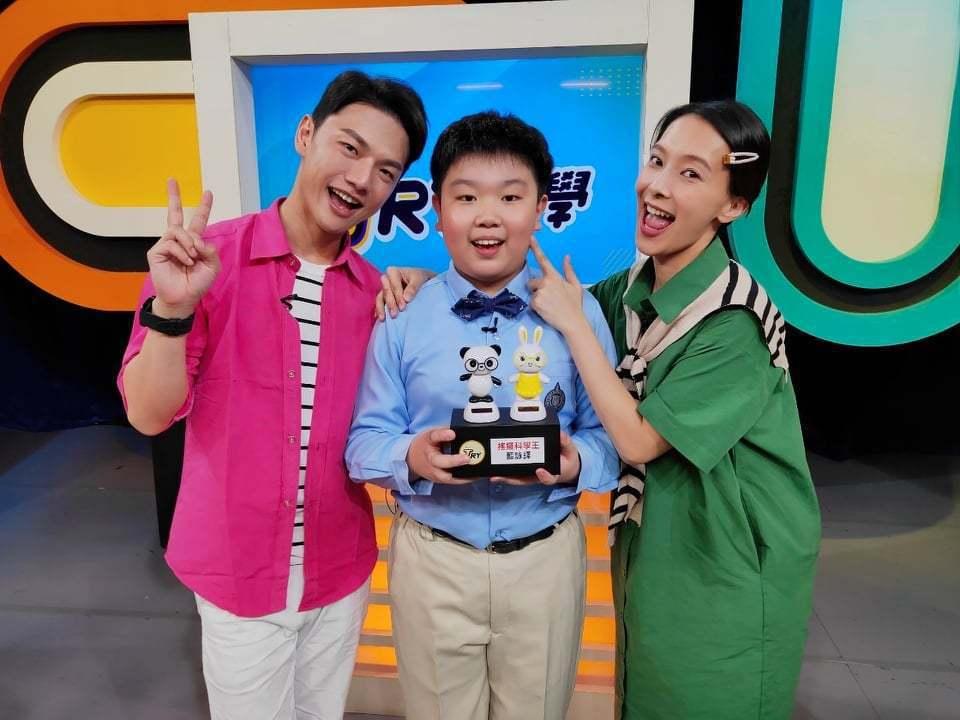 王伯源(左)與陳瑋薇(右)。圖/摘自臉書