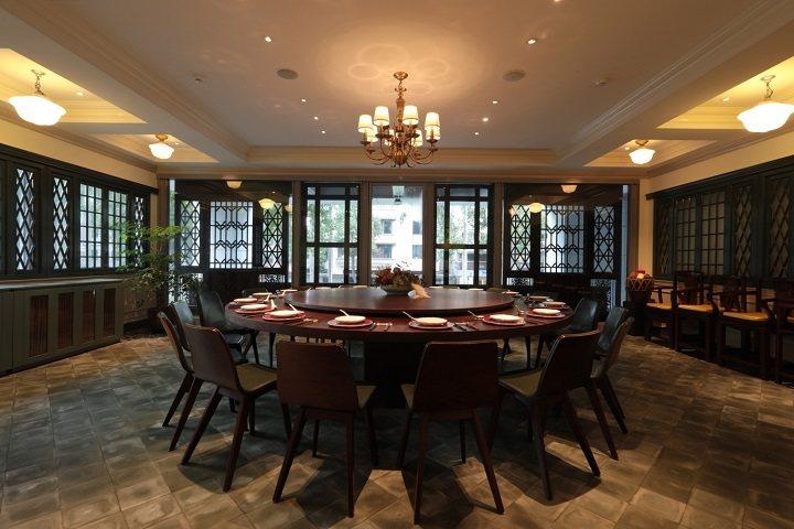 台北一星餐廳山海樓獲頒米其林綠星。在山海樓,「產地到餐桌」是餐廳的核心理念。 圖...