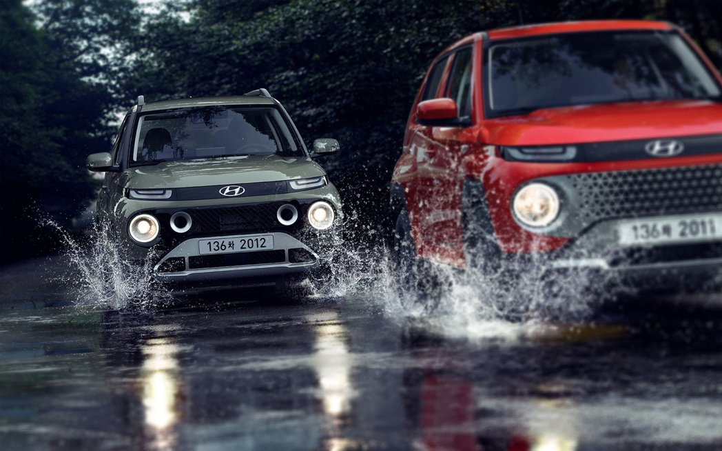 Hyundai Casper是品牌在1997年推出Hyundai Atos後,時...