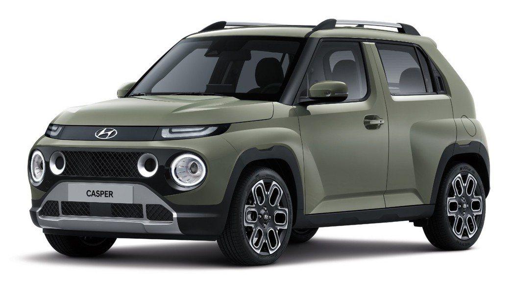 全新Hyundai Casper預計會於九月中正式發表,並在現代集團與光州廣域市...