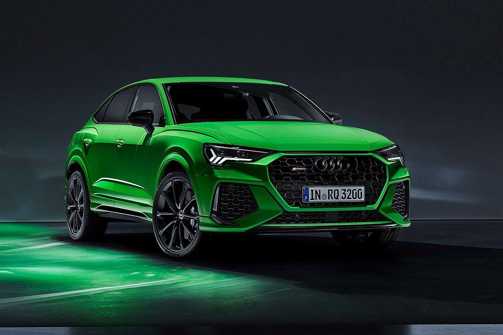 全車系Audi Q3及Q3 Sportback皆提供35 TFSI與40 TFS...