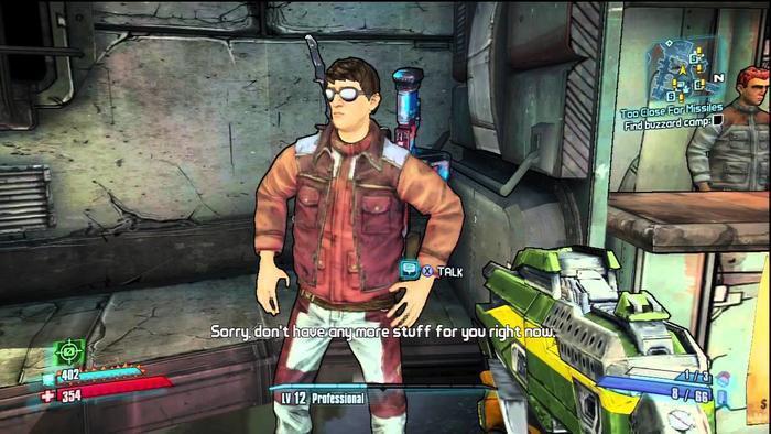 Michael Mamaril在《邊緣禁地2》裡獲得了永生,但玩家找到他並不容易