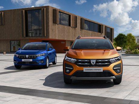 擠下Volkswagen Golf Dacia Sandero晉升歐洲銷售冠軍!
