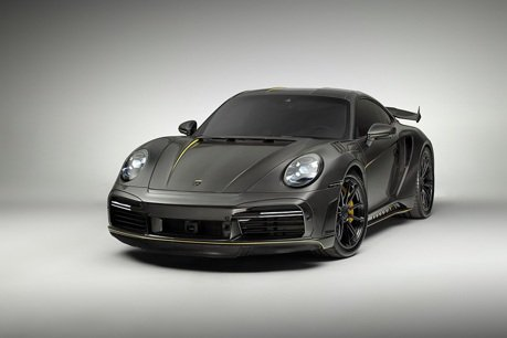 通通都是碳纖維 Porsche 992 Stinger GTR Limited Carbon Edition比全新911 Carrera還貴!