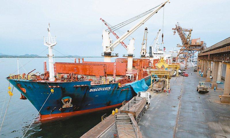 散裝、貨櫃各擁題材,推升今(13)日航運股的表現,在BDI 指數上周五強漲逾6%。(本報系資料庫)