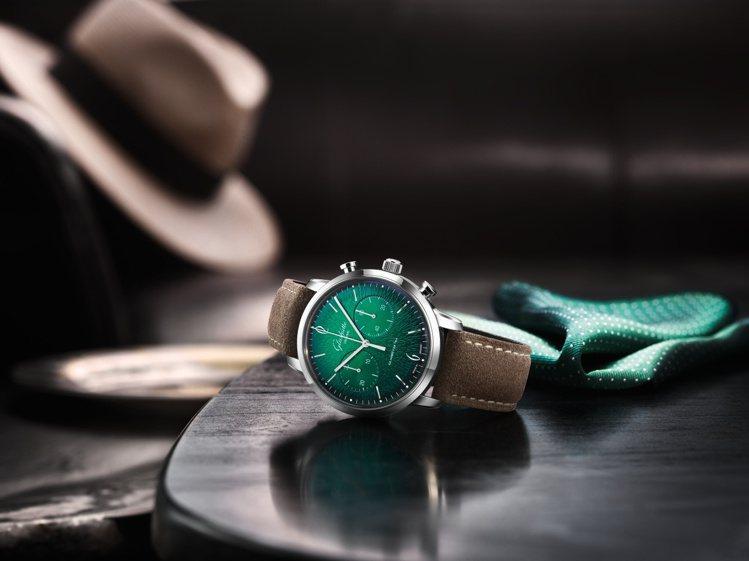 格拉蘇蒂原創六零年代計時腕表年度限量版,精鋼、42毫米、時間顯示、計時碼表,27...