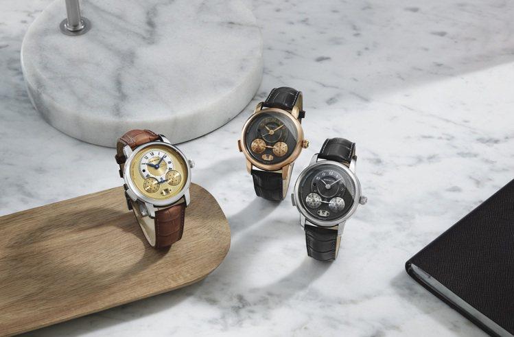 萬寶龍(MONTBLANC)為滴墨式計時器發明200周年,推出明星傳承系列Nic...