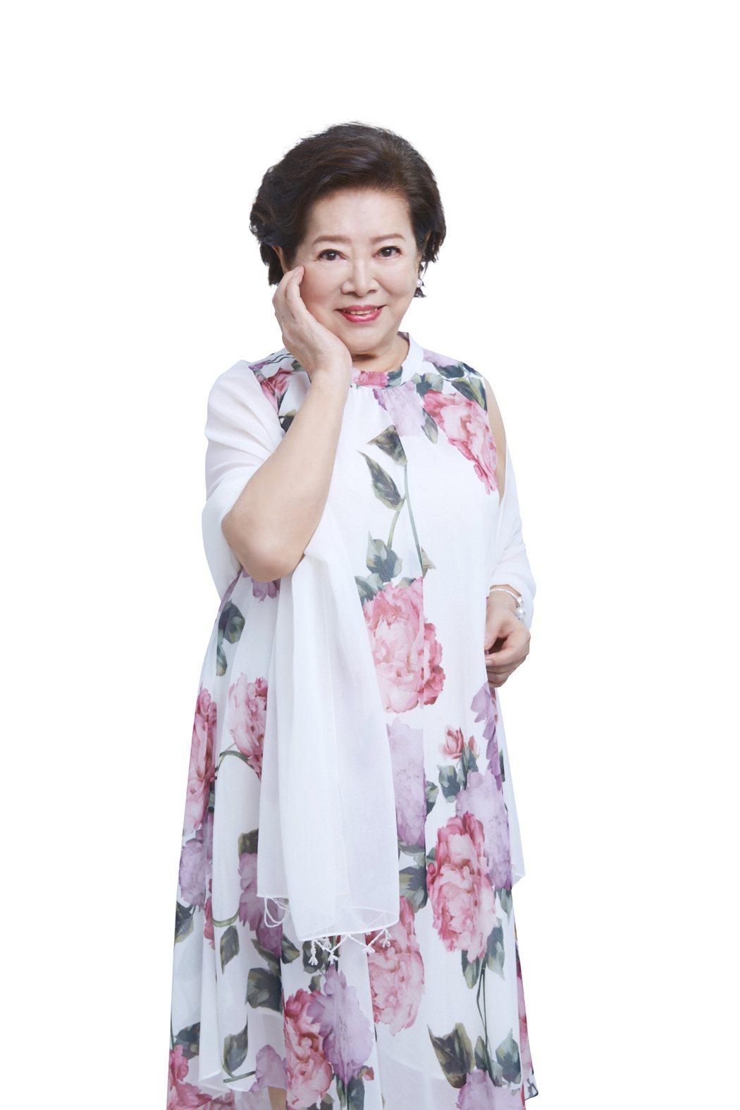 陳淑芳雖然已經83歲,依舊駐顏有術。圖/NMN提供