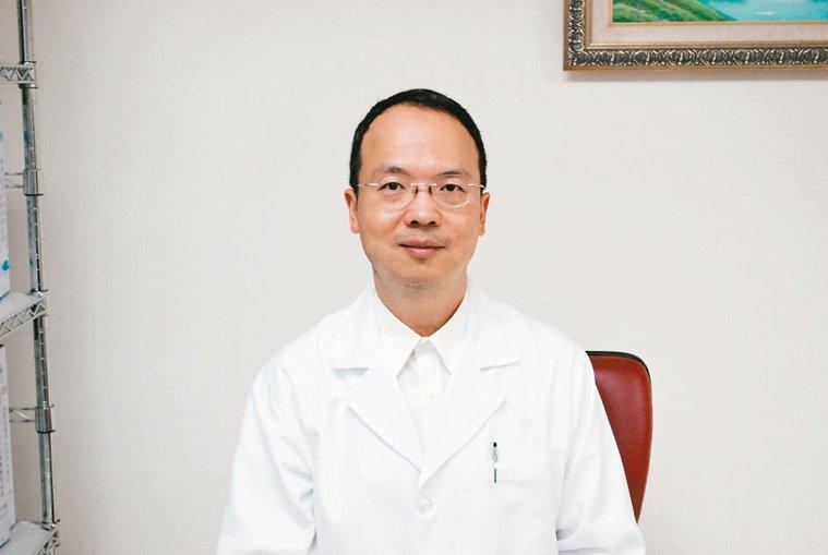 鄒志翔北市聯醫仁愛院區胸腔內科醫師圖╱北市聯醫提供