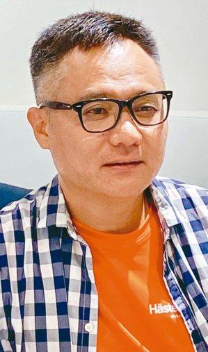 大輔國際貿易董事長陳炯瑞。記者宋健生/攝影