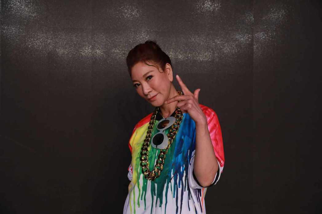 楊繡惠是出名的快嘴毒舌女王。圖/民視提供